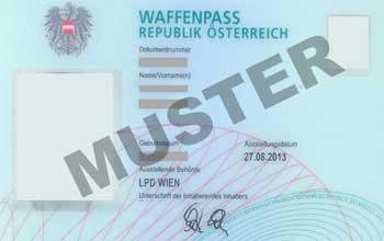 Waffenpass